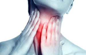 dolor garganta